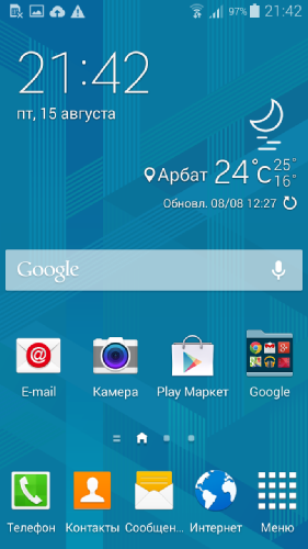 Обзор Samsung Galaxy Alpha