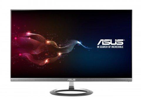 ASUS Designo MX27AQ - 27-дюймовый монитор со встроенной аудиосистемой