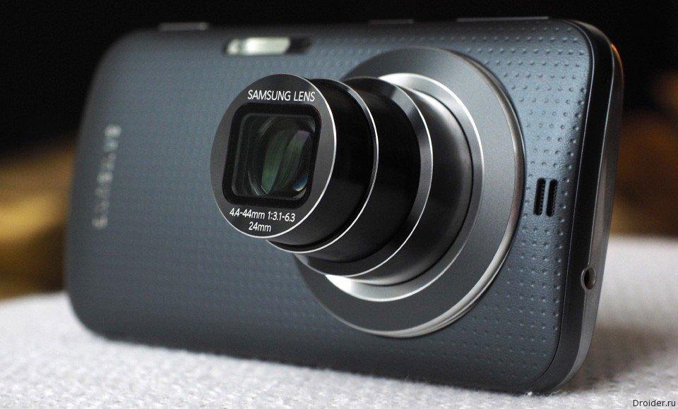 """Скажите """"сыр"""": 6 камерофонов, которые достойны внимания - Samsung Galaxy K Zoom, HTC Desire Eye, ASUS Zenfone Zoom, Lenovo Vibe"""