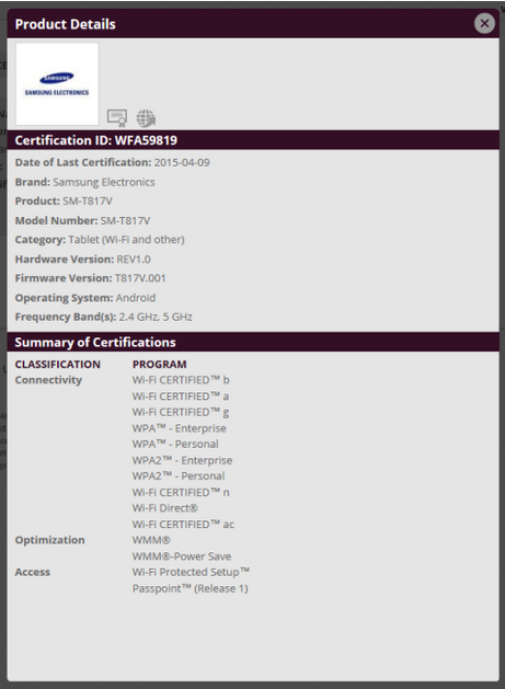 samsung-galaxy-tab-s-2-9-7-receives-its-wi-fi-certification