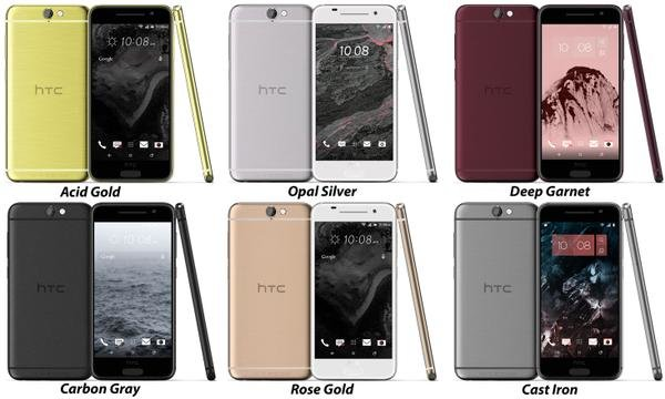 htc-one-a9-aero-press-renders-colors