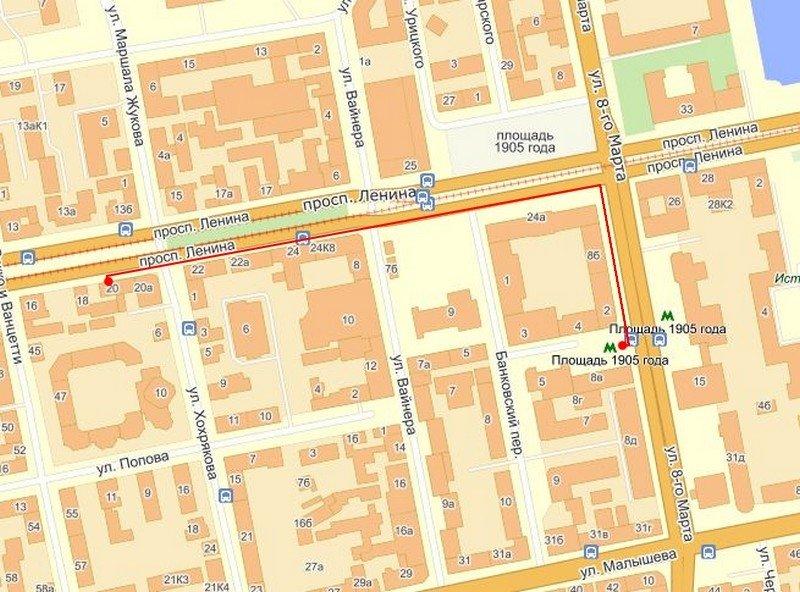 Посмотреть в Яндекс Картах